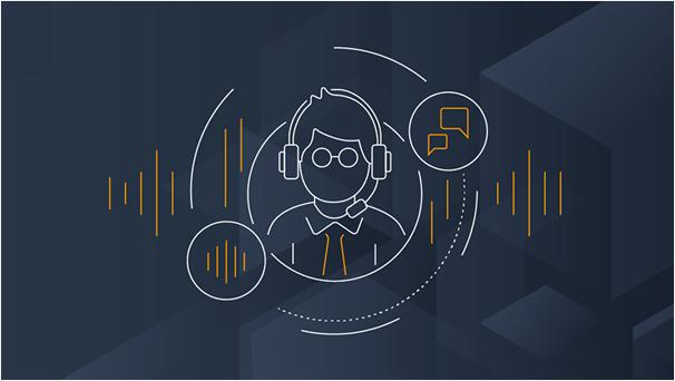 Exzellenter Kundenservice 24/7 – Amazon Lex startet auf Deutsch!